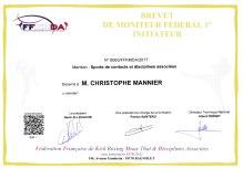 BMF1 Christophe MANNIER